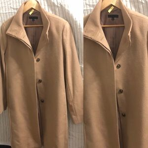 Wool-blend Uniqlo tailored Coat
